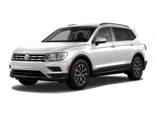 2019 Volkswagen Tiguan 2.0T SE 4MOTION SUV Richmond VA