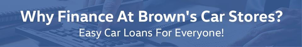 Brown's Richmond Volkswagen finance process