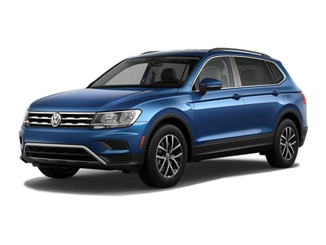 2019 Volkswagen Tiguan 2.0T SE 4MOTION SUV Richmond VA