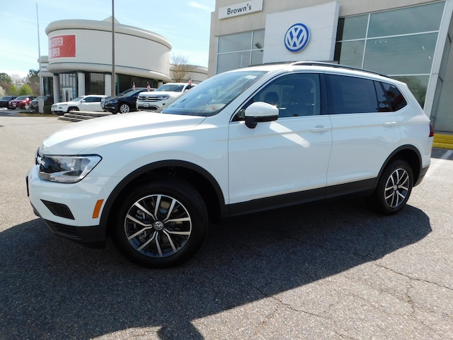 2020 Volkswagen Tiguan 2.0T SE SUV Richmond VA