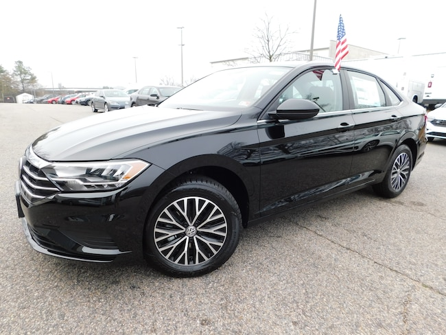 2020 Volkswagen Jetta 1.4T SE w/ULEV Sedan Richmond VA