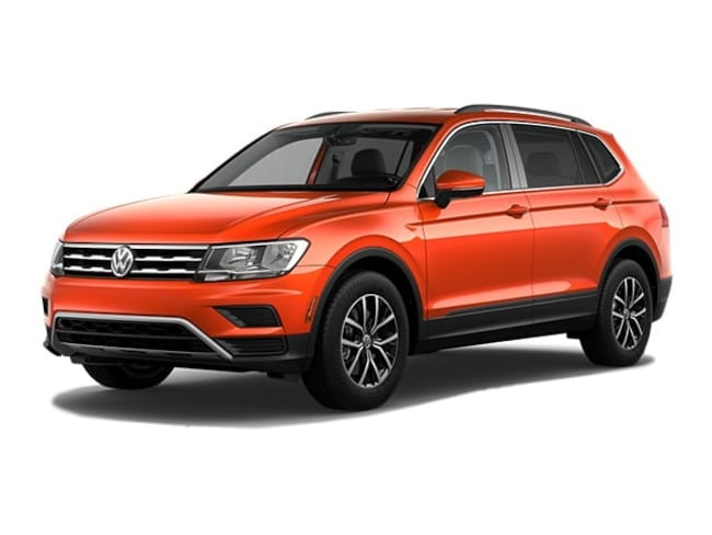 2019 Volkswagen Tiguan 2.0T SE SUV Richmond VA