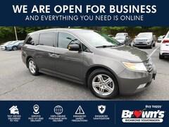2011 Honda Odyssey Touring Elite Minivan/Van