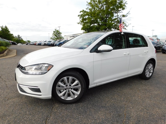 2020 Volkswagen Golf 1.4T TSI Hatchback Richmond VA
