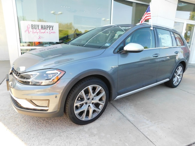 2019 Volkswagen Golf Alltrack TSI SEL 4MOTION Wagon Richmond VA