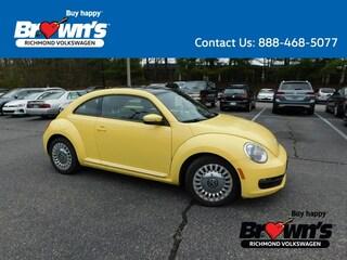 2014 Volkswagen Beetle 2.5L Hatchback