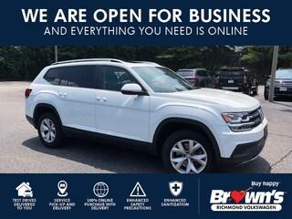 2018 Volkswagen Atlas Launch Edition SUV