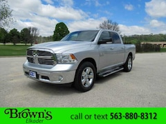 Used 2016 Ram 1500 Big Horn Truck Crew Cab E3714A in West Branch, IA