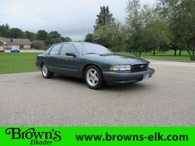 1996 Chevrolet Caprice Classic Impala SS Sedan