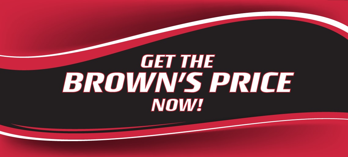 Get The Brown's Price Now