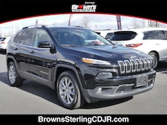 2018 Jeep Cherokee Limited Limited 4x4