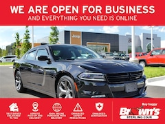 2017 Dodge Charger SXT Ralley Sedan