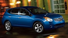 2010 Nissan Rogue S SUV I4 DOHC 16V 2.5L CVT A46148B
