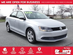 2012 Volkswagen Jetta TDI Sedan TDI Diesel Turbocharged 2L 6-Speed Automatic DSG P7890