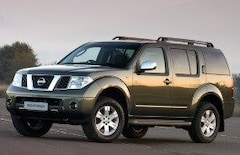 2005 Nissan Pathfinder LE SUV V6 DOHC 4L 5-Speed Automatic with Overdrive A81707