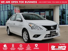 2017 Nissan Versa 1.6 SL Sedan I4 DOHC 16V 1.6L CVT with Xtronic A11561
