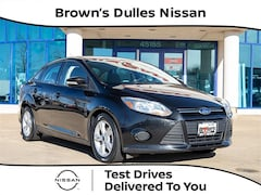 2014 Ford Focus SE Sedan 4-Cylinder DGI DOHC 2L 6-Speed Automatic with Powershift DX8641B