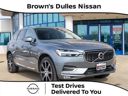 2018 Volvo XC60 T5 Inscription SUV I4 2L Automatic with Geartronic M1129