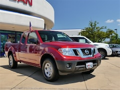 2010 Nissan Frontier XE Truck 4-Cylinder 16V DOHC 2.5L 5-Speed Automatic with Overdrive A50760