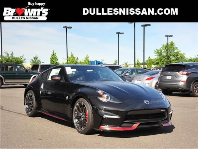 2019 Nissan 370Z NISMO Coupe Dulles & Sterling