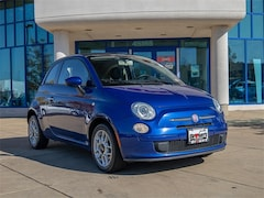 2012 FIAT 500c Pop Convertible I4 16V MultiAir 1.4L 5-Speed C514 Manual A8633