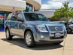 2010 Mercury Mariner Base SUV I4 iVCT 2.5L 6-Speed Automatic A46107
