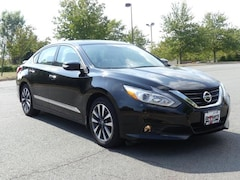 2016 Nissan Altima 2.5 SL Sedan 4-Cylinder DOHC 16V 2.5L CVT with Xtronic M1068
