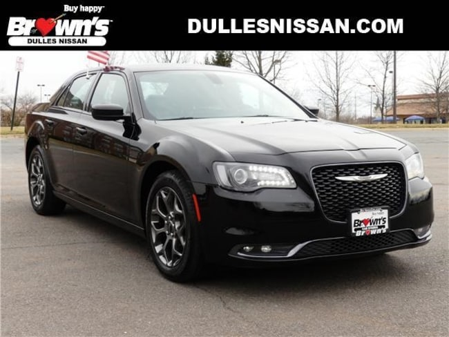 2016 Chrysler 300 S Sedan 6-Cylinder SMPI DOHC 3.6L 8-Speed Automatic P7594B Dulles & Sterling