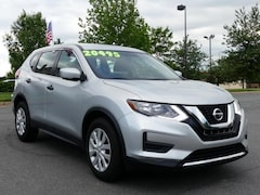 2017 Nissan Rogue S SUV I4 DOHC 16V 2.5L CVT with Xtronic P7697