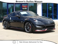 2019 Nissan 370Z Nismo Coupe V6 3.7L 6-Speed Manual M1211