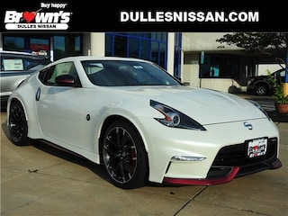 2019 Nissan 370Z NISMO Coupe