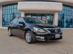 2015 Nissan Altima 2.5 S Sedan I4 DOHC 16V 2.5L CVT with Xtronic A46194