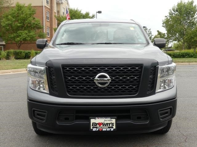 Used 2017 Nissan Titan S For Sale Near Dulles, Chantilly