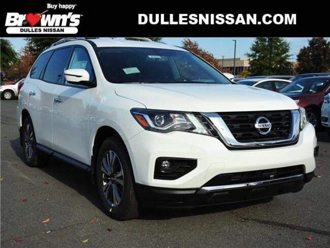 2019 Nissan Pathfinder SV SUV Dulles & Sterling