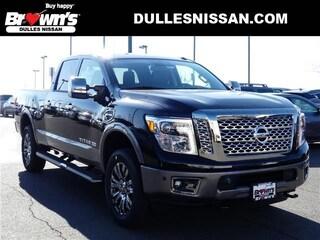 2019 Nissan Titan XD Platinum Reserve Diesel Truck Crew Cab