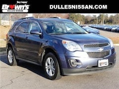 2013 Chevrolet Equinox LT SUV 4-Cylinder SIDI DOHC 2.4L 6-Speed Automatic with Overdrive A45867
