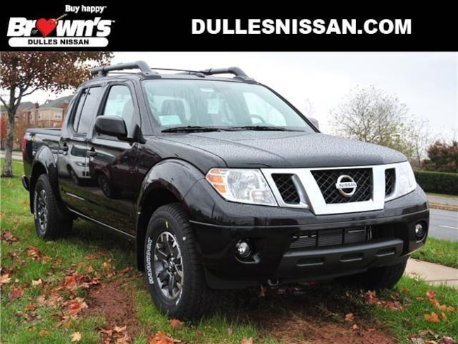 2019 Nissan Frontier PRO-4X Truck Crew Cab Dulles & Sterling