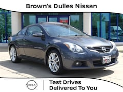 2010 Nissan Altima 3.5 SR Coupe V6 DOHC 24V 3.5L 6-Speed Manual 11662A
