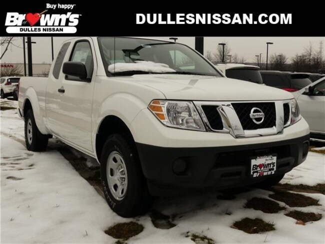 2019 Nissan Frontier S Truck King Cab Dulles & Sterling