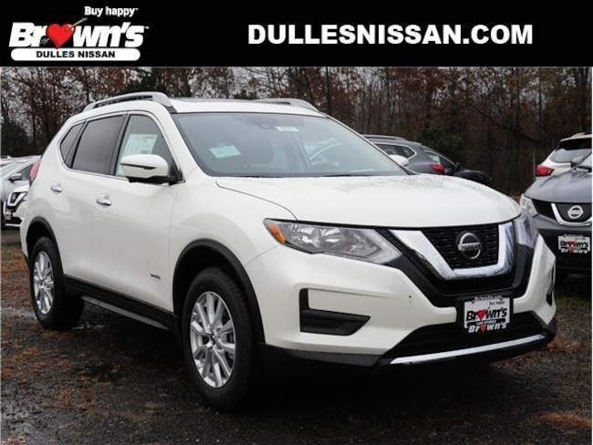 2019 Nissan Rogue Hybrid SV SUV Dulles & Sterling