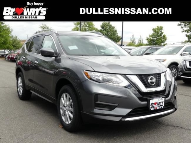 2019 Nissan Rogue S SUV Dulles & Sterling