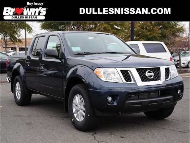 2019 Nissan Frontier SV Truck Crew Cab Dulles & Sterling