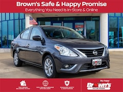 2015 Nissan Versa 1.6 SL Sedan I4 DOHC 16V 1.6L CVT with Xtronic A11628