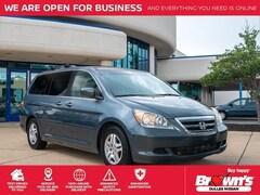 2005 Honda Odyssey EX-L Minivan/Van V6 SOHC i-VTEC 24V 3.5L 5-Speed Automatic with Overdrive A26619B