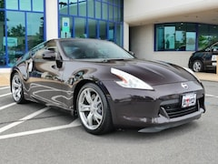 2010 Nissan 370Z Base Coupe V6 DOHC 3.7L 7-Speed Automatic with Paddle Shifters P7878B