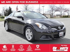 2012 Nissan Altima 2.5 S Coupe 4-Cylinder SMPI DOHC 2.5L CVT with Xtronic P7884B