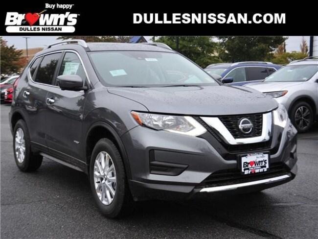 2019 Nissan Rogue Hybrid SV SUV Dulles & Sterling