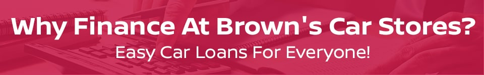 brown's dulles nissan finance process