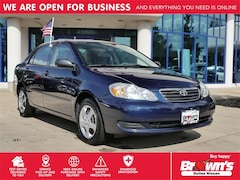 2008 Toyota Corolla CE Sedan I4 SMPI DOHC 1.8L 4-Speed Automatic with Overdrive A11591