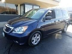 2009 Honda Odyssey EX-L Minivan/Van V6 SOHC i-VTEC 24V 3.5L 5-Speed Automatic with Overdrive A81751